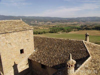 TURISMO VERDE HUESCA. Casa Mur de Alujan