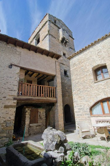 Turismo Verde Huesca. Casa Mur de Aluján